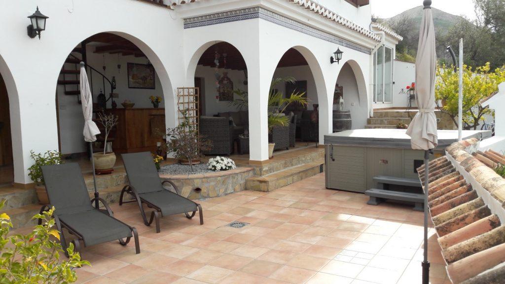 Hot Tub Terrace